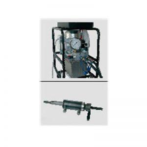 Rohr-Ausziehanlage TPS-55